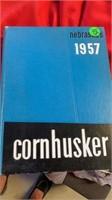 1957 UNL CORNHUSKER YEARBOOK