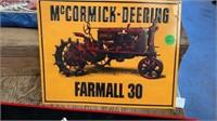 MCCORMICK-DEERING FARMALL 30 TIN