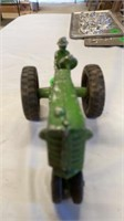 LITTLE GREEN TRACTOR WITH FARMER