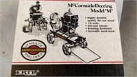 ERTL MCCORMICK-DEERING MODEL M