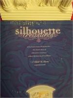 SILHOUETTE TREASURES NATIVITY SCENE, LIGHTED