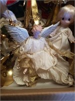 BOX OF MISCELLANOUS ANGELS