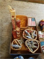 MISCELLANOUS ASSORTMENT OF FOURTH OF JULY