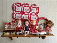 Campbell Dolls & Collectibles