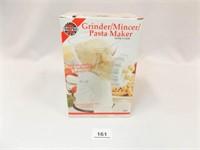 Norpro Grinder/Mincer/Pasta Maker