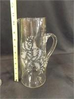 Glassware - Pitcher, Cruets, Sundae Glasses (4)