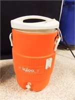 Igloo Thermos w/ Spigot, Step On Trash Can