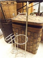 Baskets, Bathroom Pieces (6)
