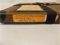 Shakespeare Reel Movie in Box