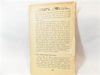 1940's Cub Scout Book - missing cover