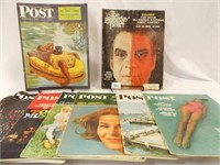 45, 1960's Post Magazines (8)