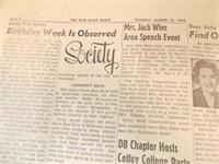 Enid, OK Newspapers - 1960, 1965