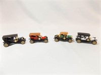 """Cars, in boxes, 2½"""" (4)"""
