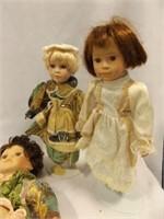 Dolls - Variety - (10+)