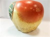 """Apple Cookie Jar, 8"""""""