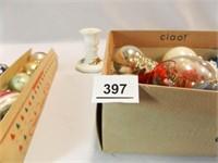 Christmas Ornaments, More