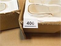 Buffet Caddies, Ceramic (6), in box
