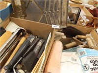 Trowels, Painting Supplies