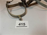 Star Steel Silver Spurs, Made in New England (2)
