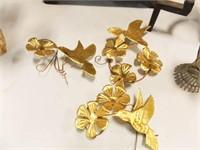 Brass, Brass Look Décor, Lamp (6)