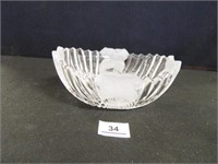 Oblong Bowl; Covered Dish