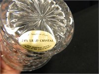 Crystal Flower Pot/Vase