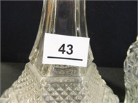 Wexford Decanters w/Stoppers