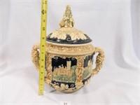 Decorative Soup Tureen; No Ladle