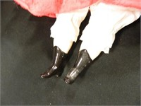 "China or Ceramic Doll; 20½"""