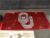 Oklahoma Sooners Tag; DVD
