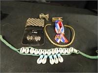 Jewelry Assortment; Necklaces