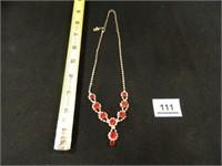 Necklaces-Beaded, Rhinestone