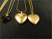 Necklaces-(6); Bracelet-(1)