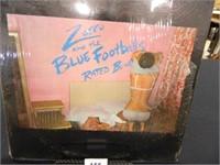 Zorro and the Blue Footballs Album