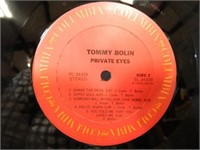 Tommy Bolin-Teaser & Private Eyes