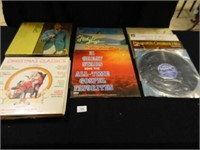 Variety; Gospel; Christmas; Opera