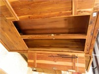 Cedar Cabinet w/2 Doors