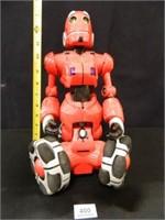 Robot; Battery Powered