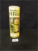 Storyland Puzzle; Hansel & Gretel