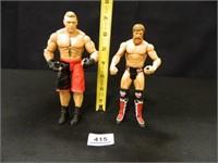 Brock Lesnar; Daniel Bryan; WWE
