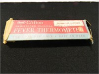Toiletry Collectibles; Thermometer