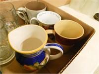 Mugs; Glasses; Cups; (11)