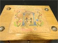 Coaster Sets; Wooden