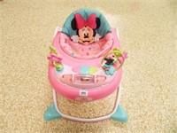 Bright Starts Minnie Mouse Walker