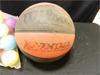 Wilson Basketball; Ping Pong Balls-8