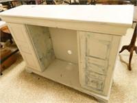 Cabinet w/Storage Underneath