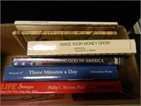 Books-(17); Assorted Titles