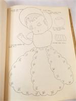 1962 Vintage Craft Idea Book
