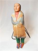 Skookum Indian Male Doll