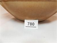 """Frankoma Brown Bowl, 9½"""""""